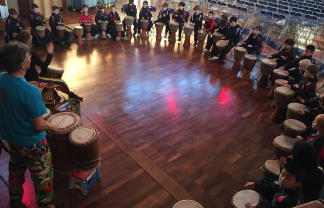 school-drum